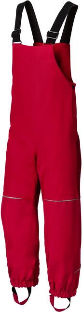 VAUDE Kids Röd Owl II Pant indian röd